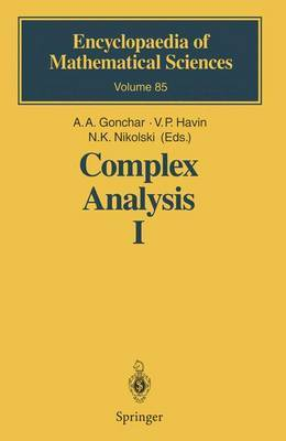 Complex Analysis: Entire and Meromorphic Functions - Polyanalytic Functions and Their Generalizations: No.1