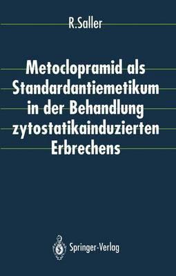 Metoclopramid als Standardantiemetikum in der Behandlung Zytostatikainduzierten Erbrechens