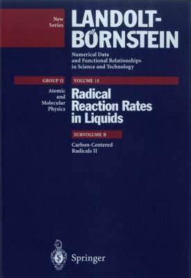 Carbon-Centered Radicals II