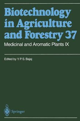 Medicinal and Aromatic Plants: v. 9