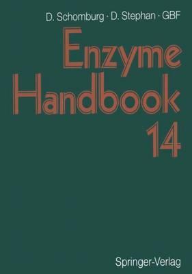 Enzyme Handbook: v. 14: Class 2.7.1.105 - 2.8 Transferases