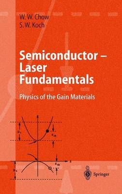 Semiconductor-Laser Fundamentals: Physics of the Gain Materials