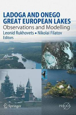 Ladoga and Onego - Great European Lakes: Observations and  Modeling