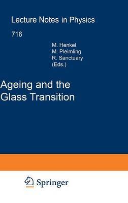 Ageing and the Glass Transition