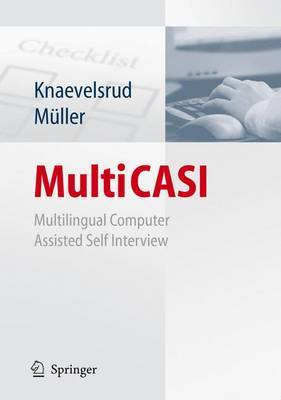 MultiCASI: Multilingual Computer Assisted Self Interview. Multi-license
