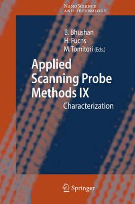 Applied Scanning Probe Methods: Characterization: v. 9