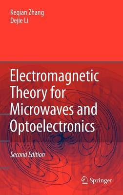 Electromagnetic Theory for Microwaves and Optoelectronics: 2008