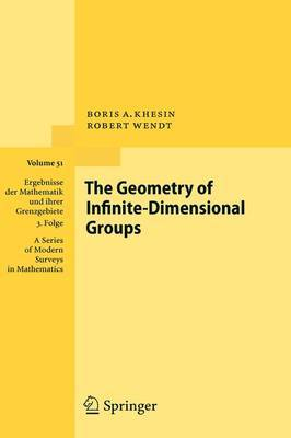 Geometry of Infinite-dimensional Groups: Preliminary Entry 51