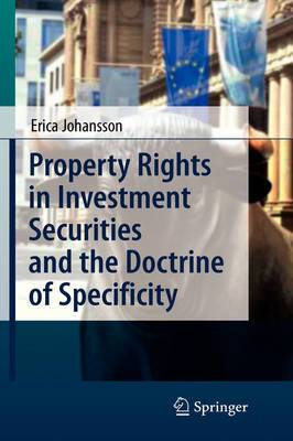 Property Rights in Investment Securities and the Doctrine of Specificity