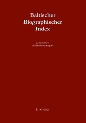 Baltischer Biographischer Index