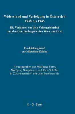 Erschlie ungsband Zur Mikrofiche-Edition