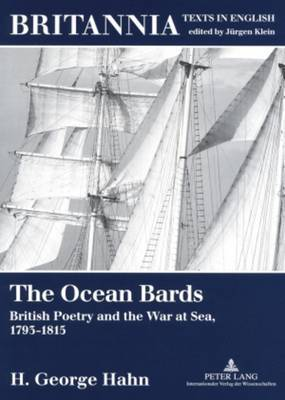 Ocean Bards: British Poetry and the War at Sea, 1793-1815