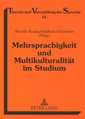 Mehrsprachigkeit Und Multikulturalitaet Im Studium
