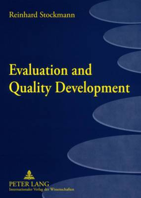 Evaluation and Quality Development: Principles of Impact-Based Quality Management