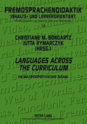 Languages Across the Curriculum: Ein Multiperspektivischer Zugang a Multi-Perspective Approach