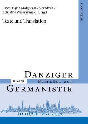 Texte Und Translation