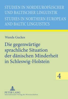 Die Gegenwaertige Sprachliche Situation Der Daenischen Minderheit in Schleswig-Holstein
