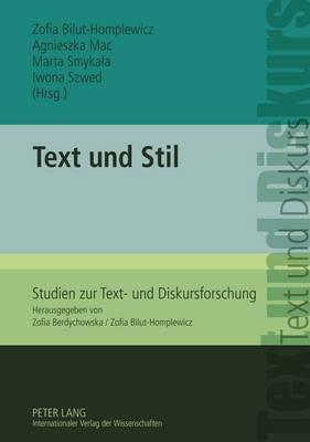 Text Und Stil