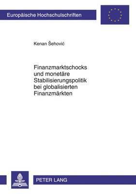 Finanzmarktschocks Und Monetaere Stabilisierungspolitik Bei Globalisierten Finanzmaerkten