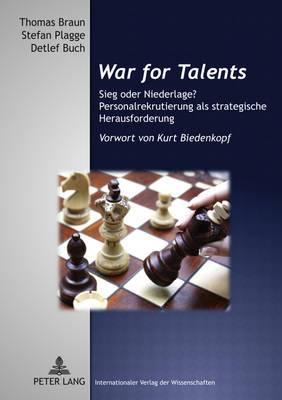 War for Talents: Sieg Oder Niederlage?- Personalrekrutierung ALS Strategische Herausforderung- Vorwort Von Kurt Biedenkopf