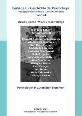 Psychologen in Autoritaeren Systemen