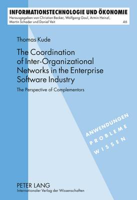 The Coordination of Inter-Organizational Networks in the Enterprise Software Industry: The Perspective of Complementors
