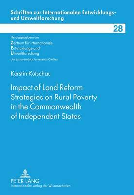 Impact of Land Reform Strategies on Rural Poverty in the Commonwealth of Independent States: Comparison Between Georgia and Moldova