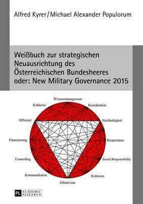 Weibuch Zur Strategischen Neuausrichtung Des Oesterreichischen Bundesheeres- Oder: New Military Governance 2015