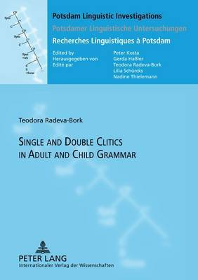 Single and Double Clitics in Adult and Child Grammar