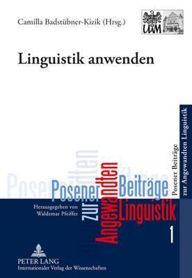 Linguistik Anwenden