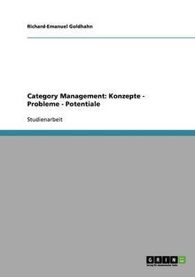 Category Management Und Efficient Consumer Response