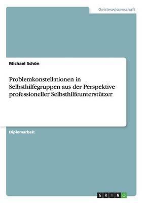 Problemkonstellationen in Selbsthilfegruppen Aus Der Perspektive Professioneller Selbsthilfeunterstutzer
