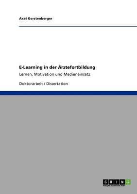 E-Learning in Der Arztefortbildung