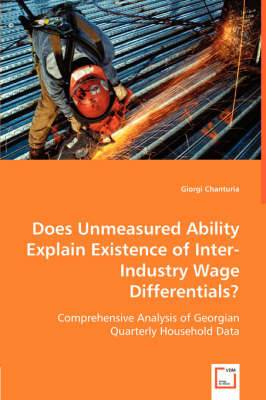 Does Unmeasured Ability Explain Existence of