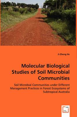Molecular Biological Studies of Soil Microbial Communities
