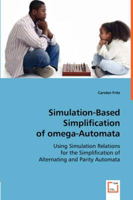 Simulation-Based Simplification of Omega-Automata