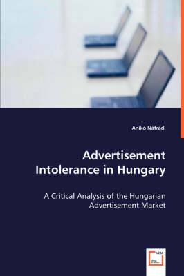 Advertisement Intolerance in Hungary