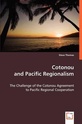 Cotonou and Pacific Regionalism