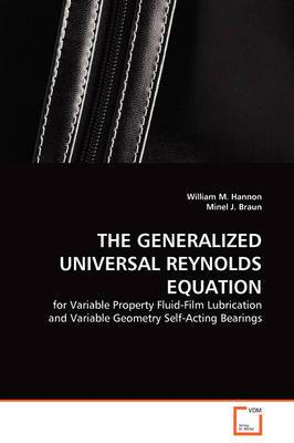 The Generalized Universal Reynolds Equation