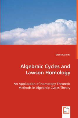 Algebraic Cycles and Lawson Homology