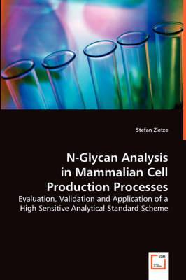 N-Glycan Analysis in Mammalian Cell Production Processes
