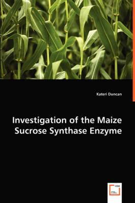 Investigation of the Maize Sucrose Synthase Enzyme