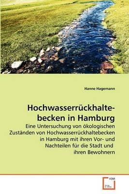 Hochwasserrckhaltebecken in Hamburg