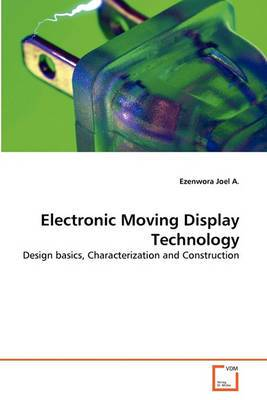 Electronic Moving Display Technology