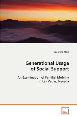 Generational Usage of Social Support