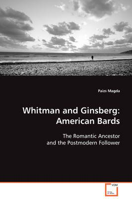 Whitman and Ginsberg