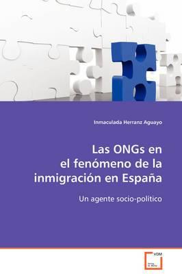 Ongs En El Fenmeno de La Inmigracin En Espana Ongs En El Fenmeno de La Inmigracin En Espana