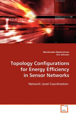 Topology Configurations for Energy Efficiency in Sensor Networks