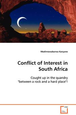 Conflict of Interest in South Africa