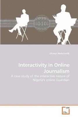 Interactivity in Online Journalism